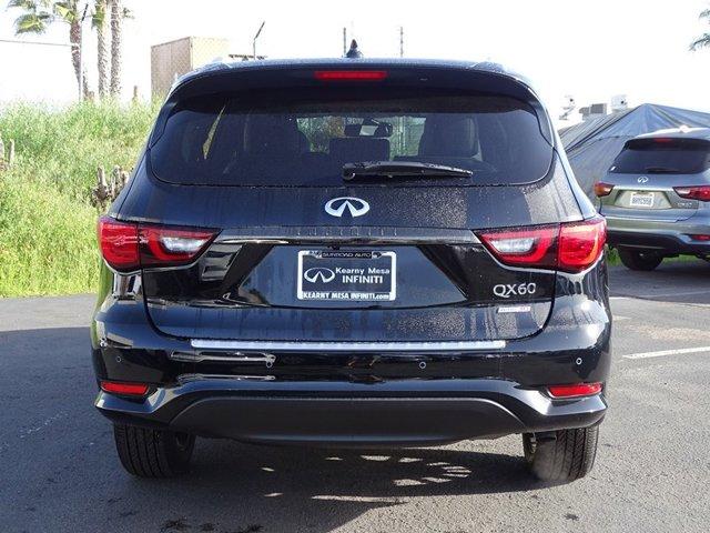 New 2020 Infiniti QX60 LUXE FWD