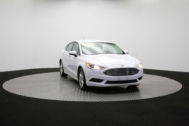 2017 Ford Fusion for sale 123712 46