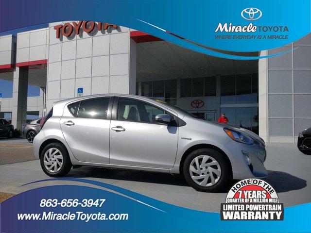 Used 2015 Toyota Priusc in Haines City, FL
