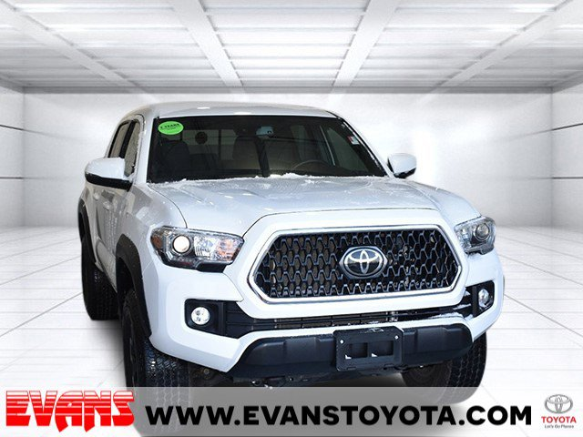 2019 Toyota Tacoma  Four Wheel Drive Tow Hitch Power Steering ABS Front DiscRear Drum Brakes