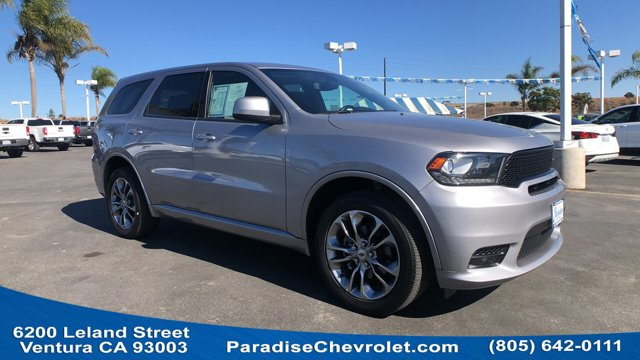 2019 Dodge Durango GT GT AWD Regular Unleaded V-6 3.6 L/220 [4]