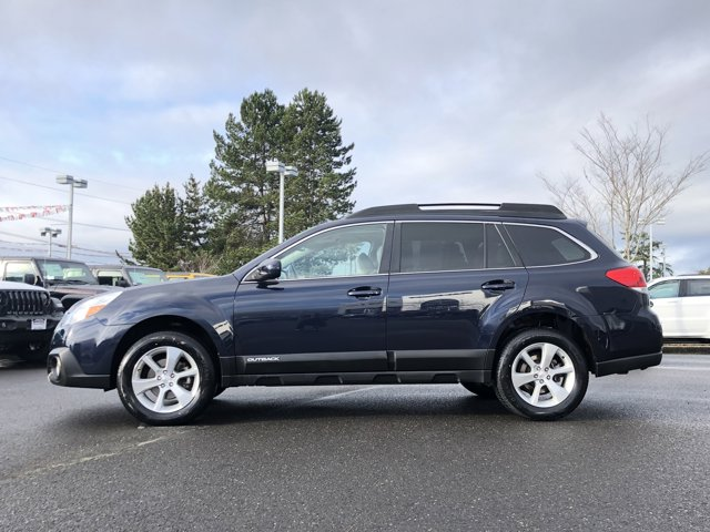 Pre-Owned 2014 Subaru Outback 2.5i Limited