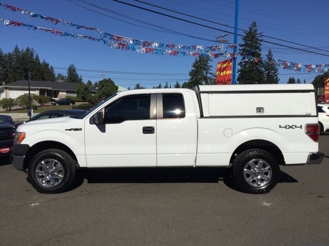 Used 2010 Ford F-150 4WD SuperCab 145 XL