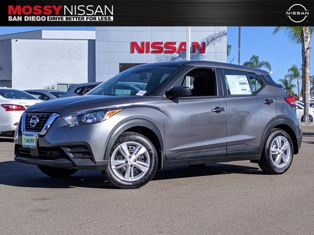 2020 Nissan Kicks S S FWD Regular Unleaded I-4 1.6 L/98 [13]