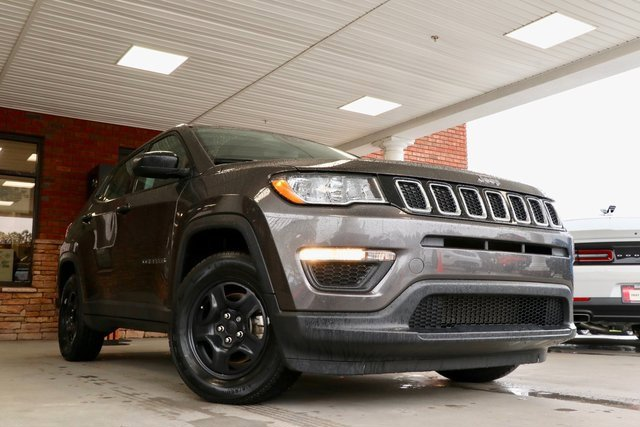 Used 2019 Jeep Compass in , TX