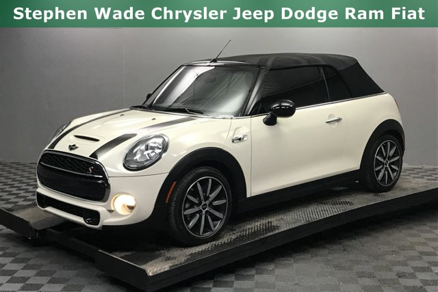 Used 2017 MINI Convertible Cooper S