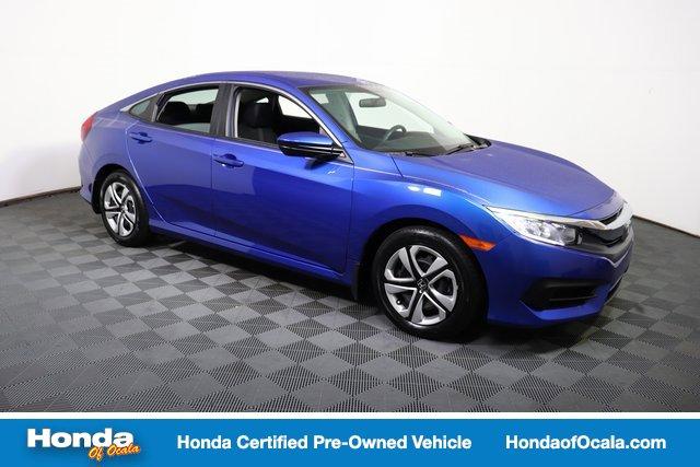Used 2018 Honda Civic Sedan in Ocala, FL