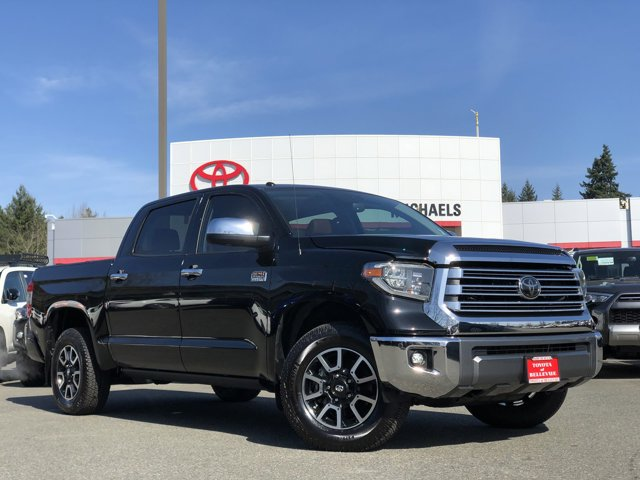 Used 2018 Toyota Tundra 4WD 1794 Edition CrewMax 5.5' Bed 5.7L