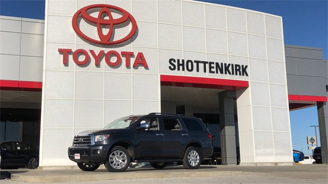 Used 2013 Toyota Sequoia in Quincy, IL