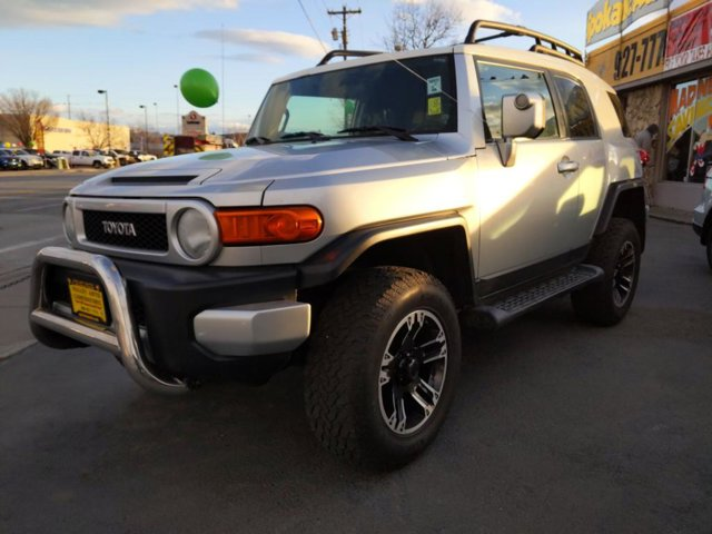 Used 2008 Toyota FJ Cruiser in Spokane, WA