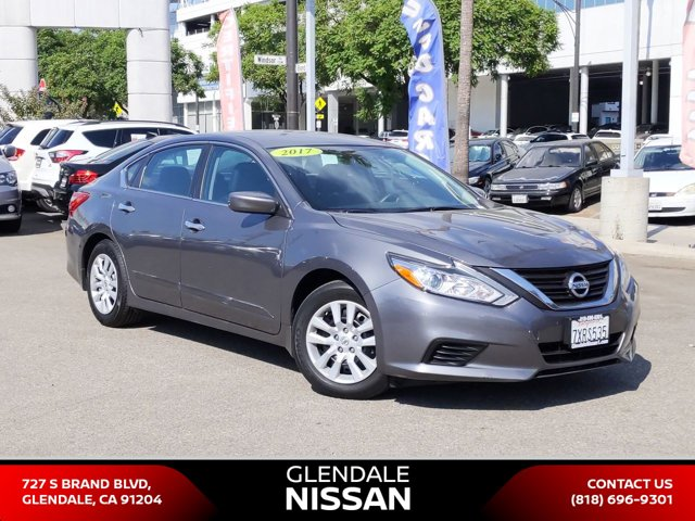 2017 Nissan Altima 2.5 S 2.5 S Sedan Regular Unleaded I-4 2.5 L/152 [12]