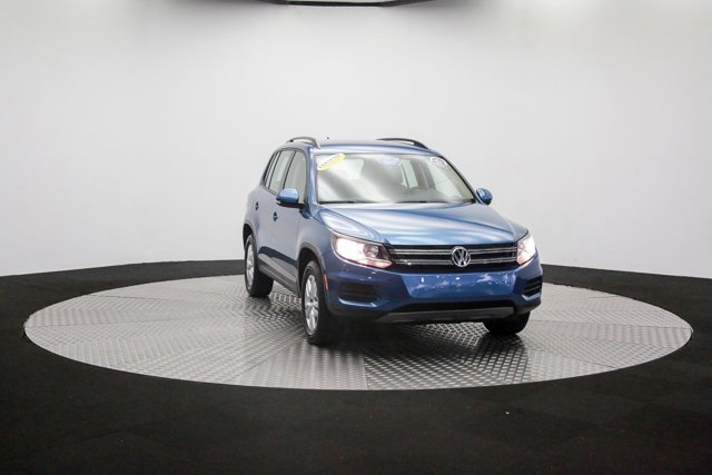 2017 Volkswagen Tiguan for sale 121578 46