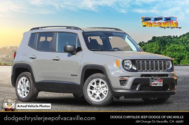 2020 Jeep Renegade Sport Sport FWD Regular Unleaded I-4 2.4 L/144 [15]