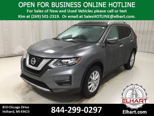 Used 2017 Nissan Rogue in Holland, MI