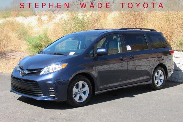 New 2020 Toyota Sienna in St. George, UT
