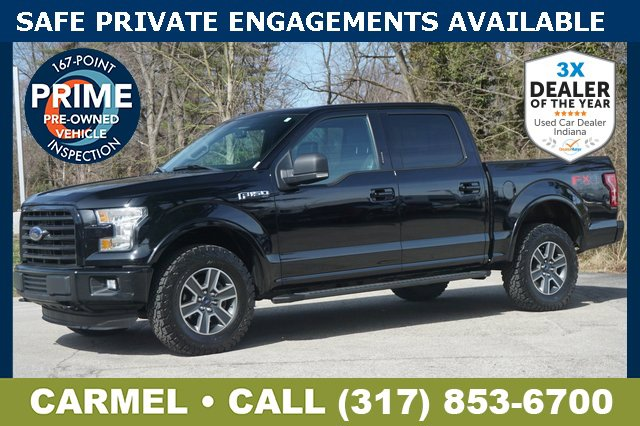 Used 2016 Ford F-150 in Indianapolis, IN