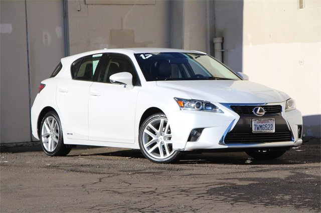 Used 2017 Lexus CT in , CA