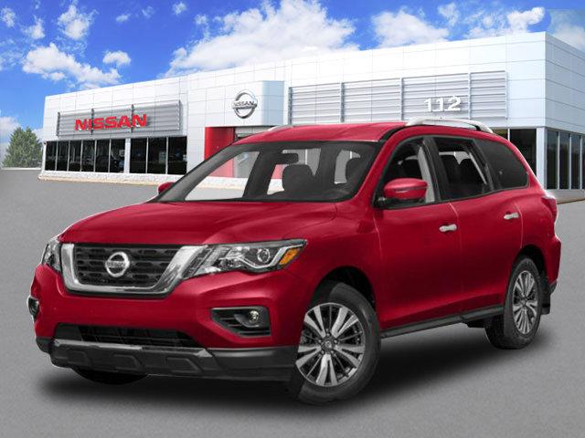 2020 Nissan Pathfinder SV 4x4 SV Regular Unleaded V-6 3.5 L/213 [12]