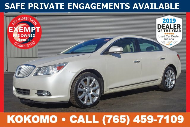 Used 2011 Buick LaCrosse in Indianapolis, IN