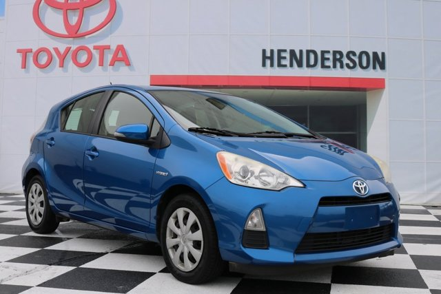 Used 2013 Toyota Prius C in Henderson, NC