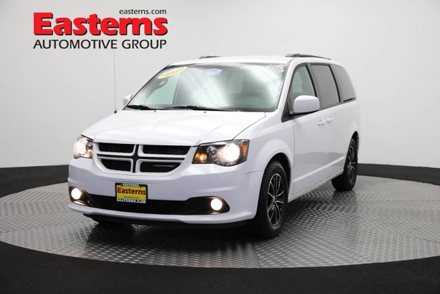 2018 Dodge Grand Caravan for sale 122701 0