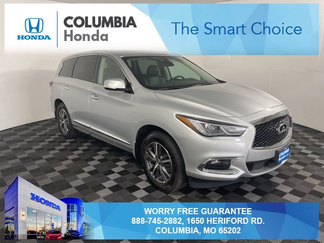 Used 2019 INFINITI QX60 in Columbia, MO