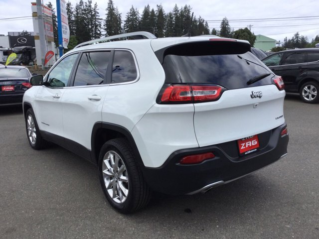 Used 2016 Jeep Cherokee FWD 4dr Limited