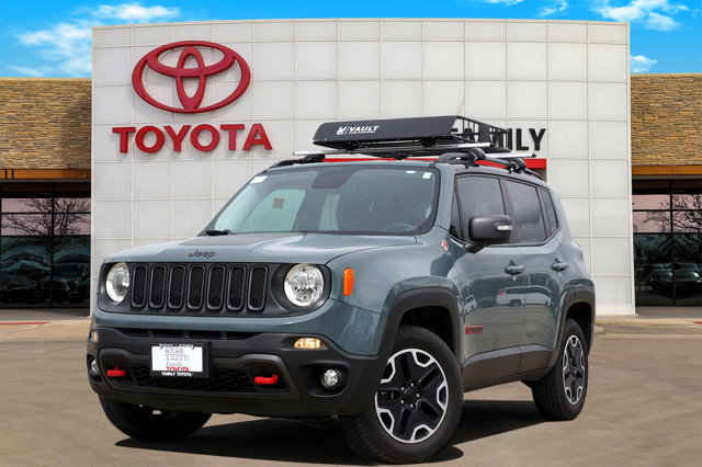 Used 2016 Jeep Renegade in Burleson, TX