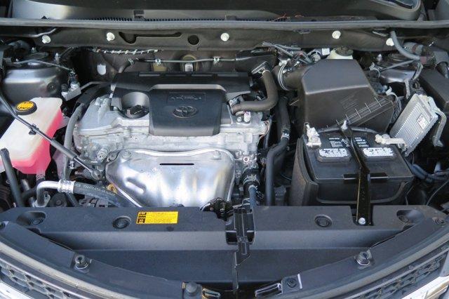 2014 Toyota RAV4 AWD 4dr LE
