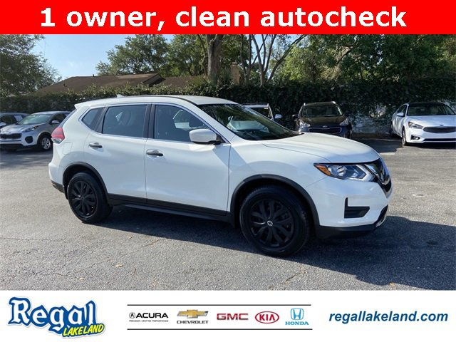 Used 2018 Nissan Rogue in Lakeland, FL