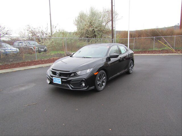 New 2020 Honda Civic Hatchback in The Dalles, OR