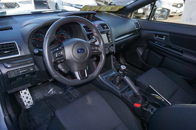 Used 2018 Subaru WRX Manual