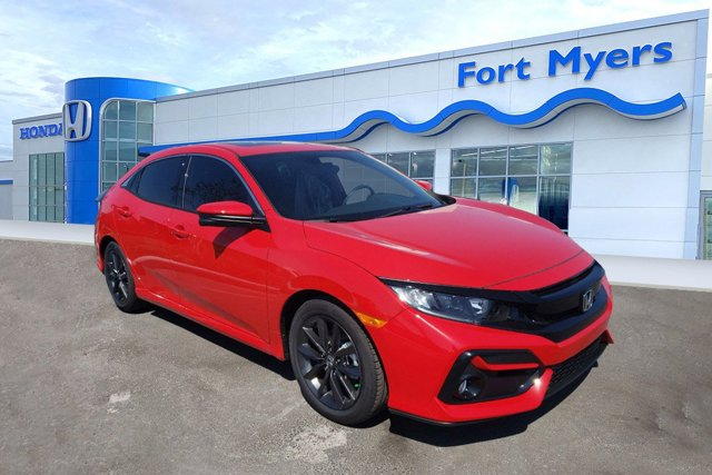New 2020 Honda Civic Hatchback in Fort Myers, FL