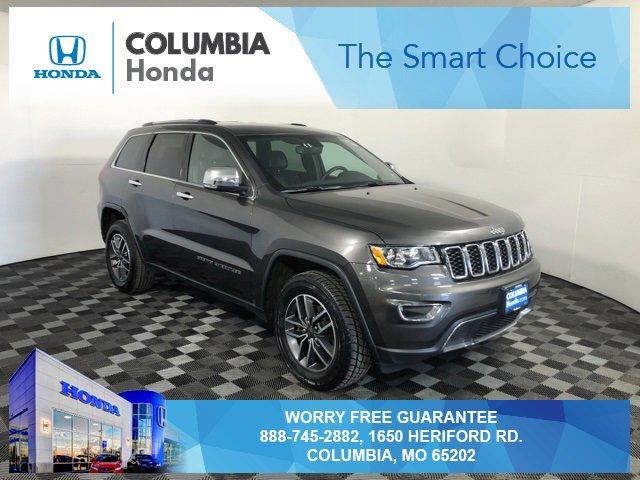 Used 2019 Jeep Grand Cherokee in Columbia, MO