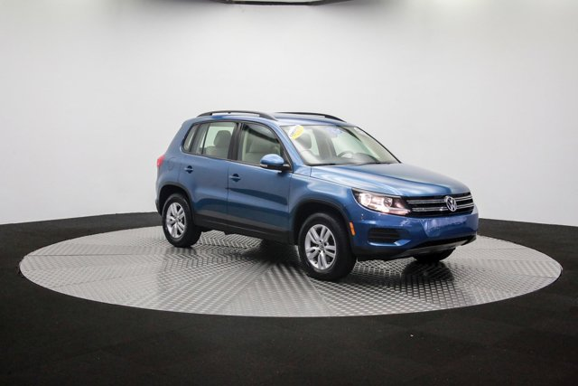 2017 Volkswagen Tiguan for sale 121578 44