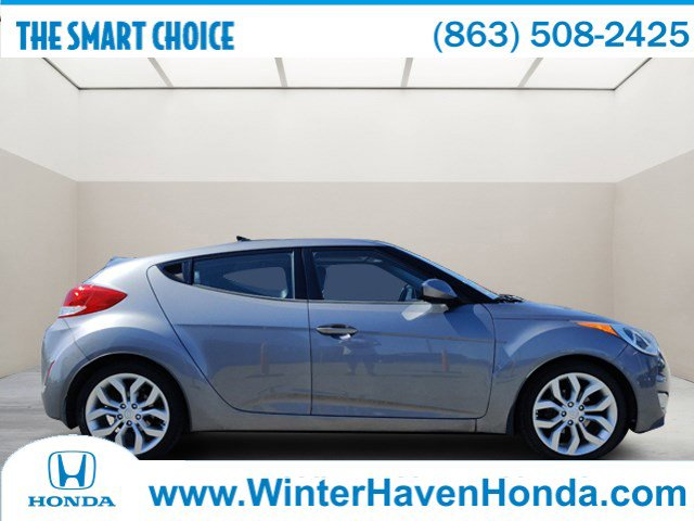 Used 2012 Hyundai Veloster in Winter Haven, FL