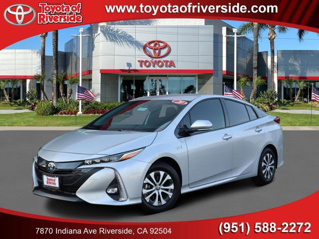 2020 Toyota Prius Prime Limited Limited Gas/Electric I-4 1.8 L/110 [19]