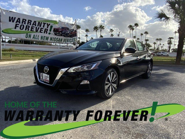 2021 Nissan Altima 2.5 SV 2.5 SV Sedan Regular Unleaded I-4 2.5 L/152 [3]