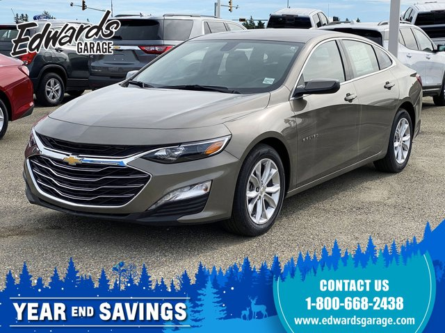 2020 Chevrolet Malibu LT  Heated Buckets 6-Speaker System 4dr Sdn LT Turbocharged Gas I4 1.5L/91 [0]
