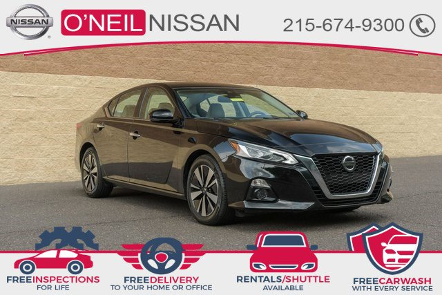2019 Nissan Altima 2.5 SL 2.5 SL Sedan Regular Unleaded I-4 2.5 L/152 [15]