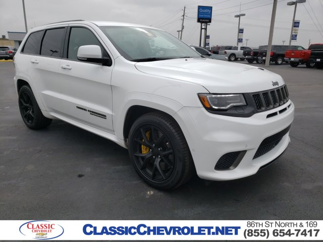 Used 2019 Jeep Grand Cherokee in Owasso, OK