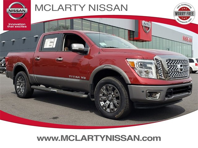 New 2019 Nissan Titan in Benton, AR