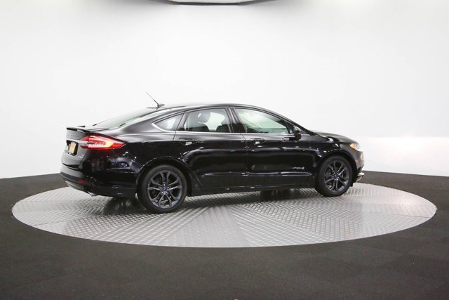 2018 Ford Fusion Hybrid for sale 124604 37