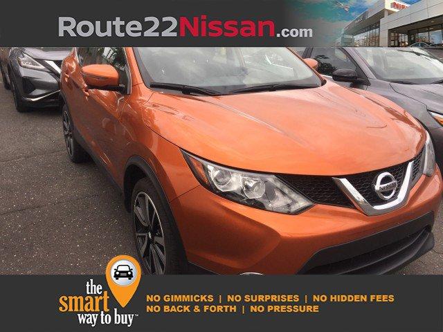 2017 Nissan Rogue Sport SL AWD SL Regular Unleaded I-4 2.0 L/122 [12]