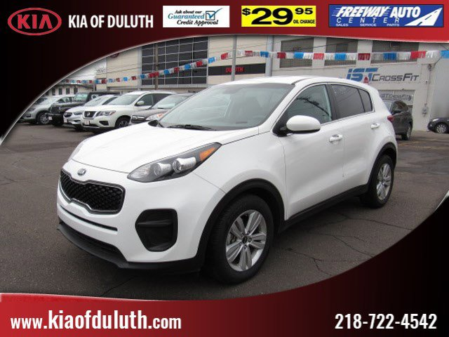 Used 2019 KIA Sportage in Duluth, MN