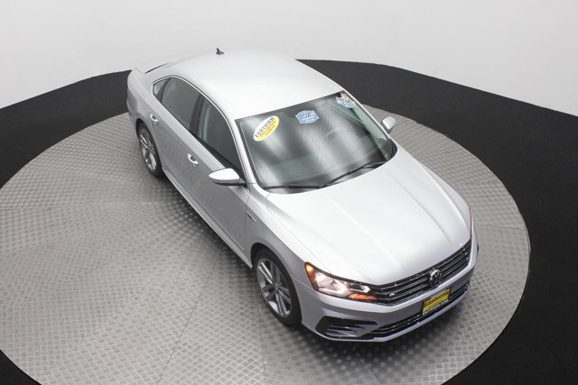 2017 Volkswagen Passat for sale 123056 2