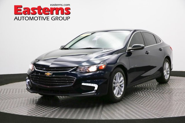 2017 Chevrolet Malibu LT 4dr Car
