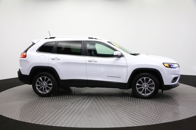 2019 Jeep Cherokee for sale 124255 3