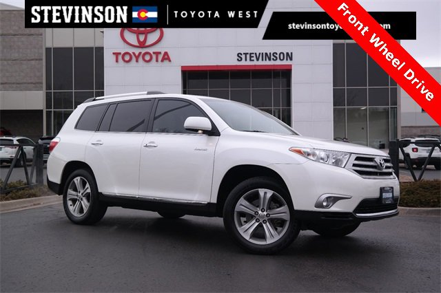 Used 2013 Toyota Highlander in Lakewood, CO