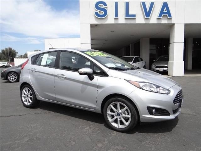New 2015 Ford Fiesta 5dr HB SE